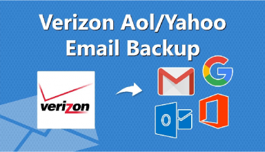 Migrate Verizon email to aol