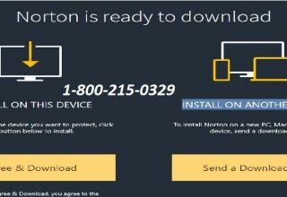 Install norton